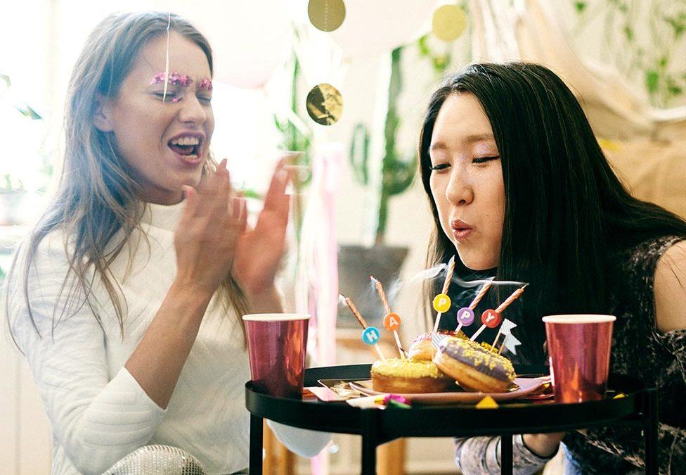 Top 10 des idées pour souhaiter un anniversaire